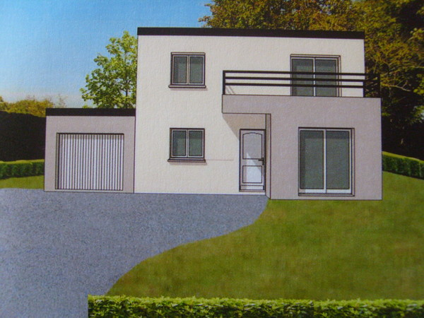 Description de la maison for Construire maison kerbea